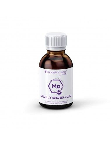 AQUAFOREST - Molybdenum Lab - 200ml - Molybdène pour aquarium marin
