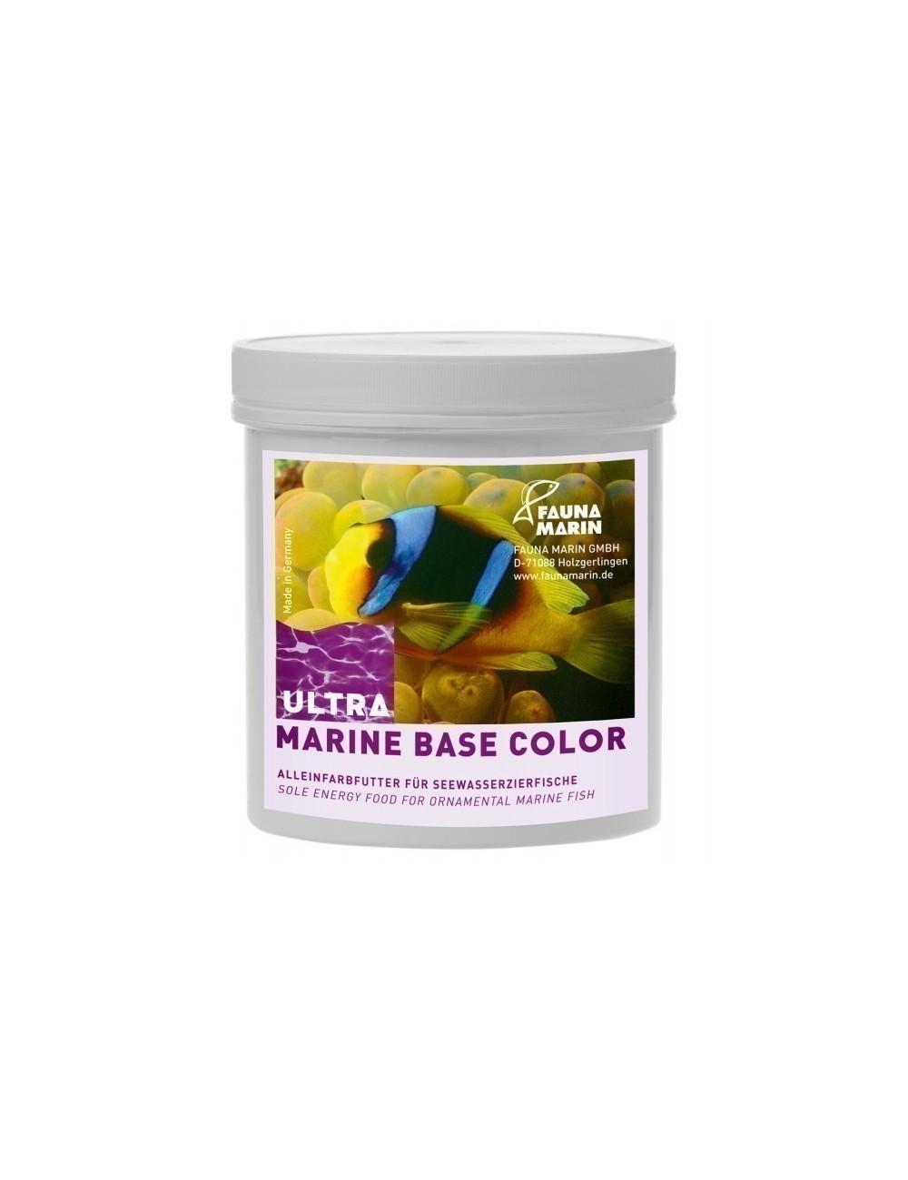 FAUNA MARIN - Marine Base Color Taille M 100ml