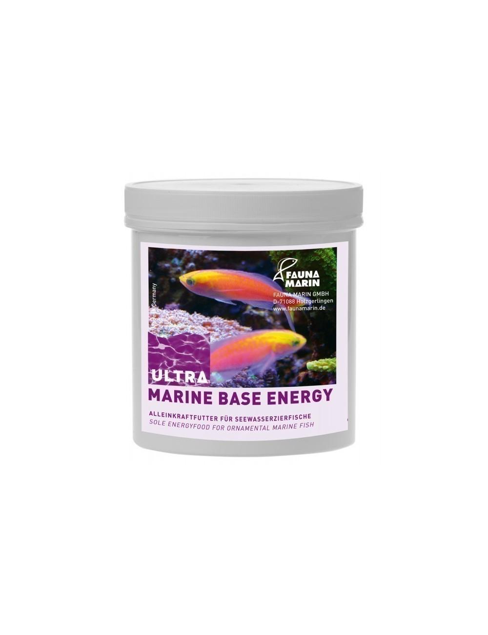 FAUNA MARIN - Marine Base Energy Taille L 100ml