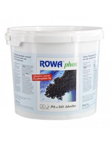 D&D H2Ocean - ROWAPhos - 5 kg - Anti phosphate eau douce et eau de mer