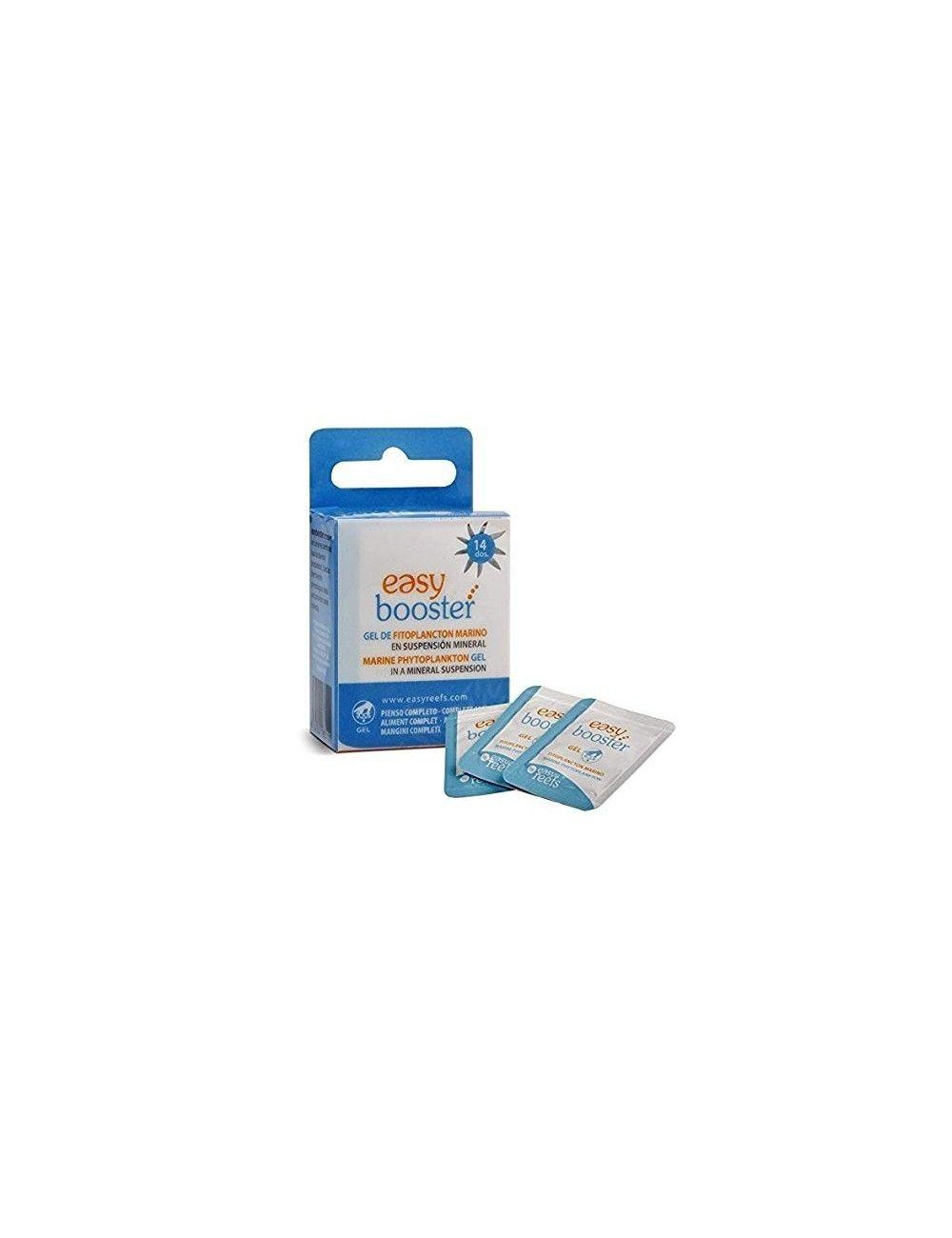 Easy Reefs - EasyBooster 14 - Phytoplancton en gel - 14 doses
