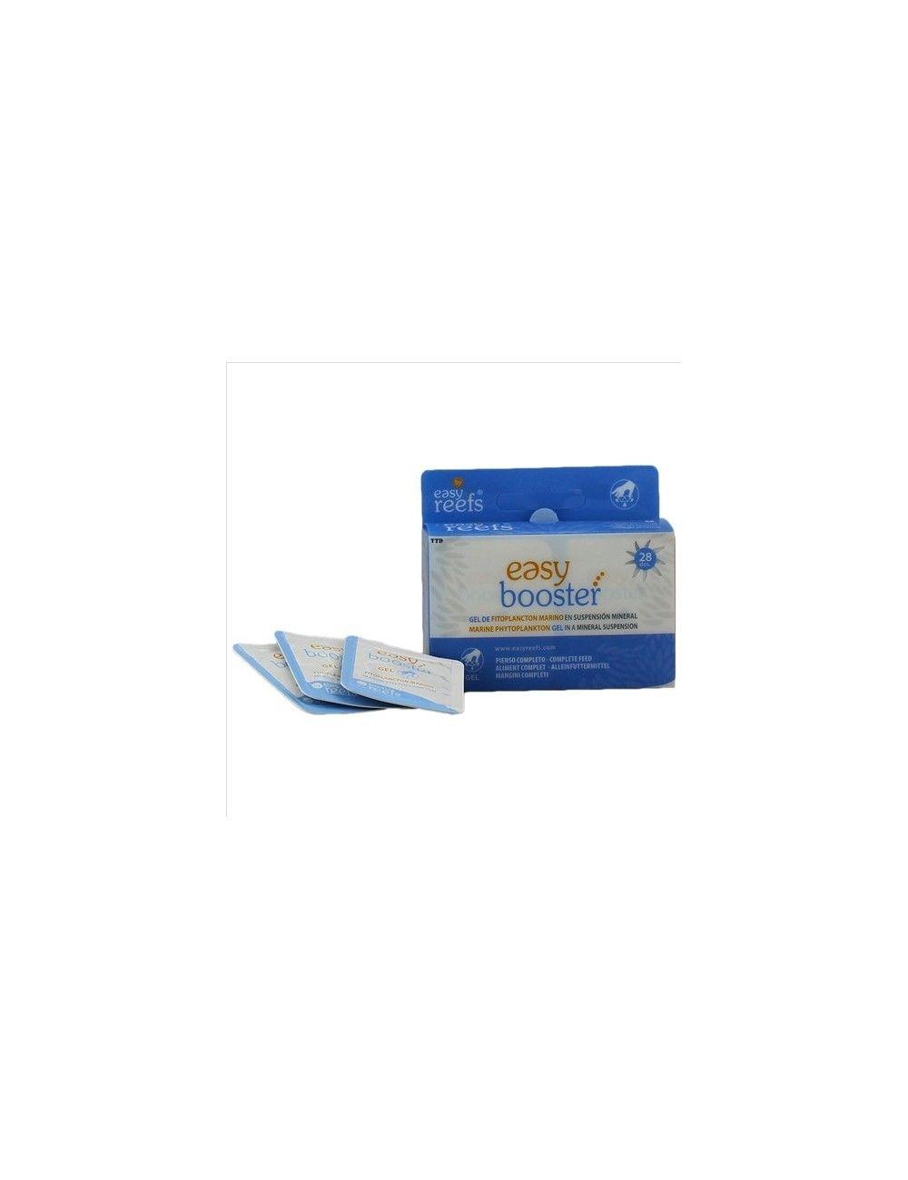 Easy Reefs - EasyBooster 28 - Phytoplancton en gel - 28 doses