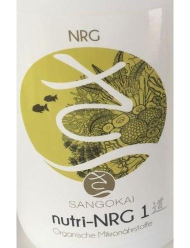 SANGOKAI - Nutri-NRG #1 - 500ml - Aliment organique pour coraux