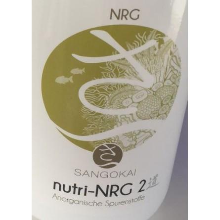 SANGOKAI - Nutri-NRG 2 - 500ml - Aliment inorganique pour coraux