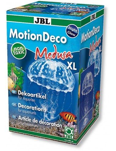 JBL - MotionDeco Medusa XL - Blanche - Décoration méduse pour aquarium
