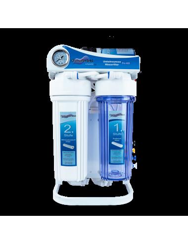 AQUAPERFEKT- OsmoPerfekt Pro 200 / 750 Ltr - Osmoseur haut de gamme 700 l / jour