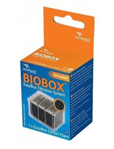 AQUATLANTIS - EasyBox® Mousse de charbon - Taille XS