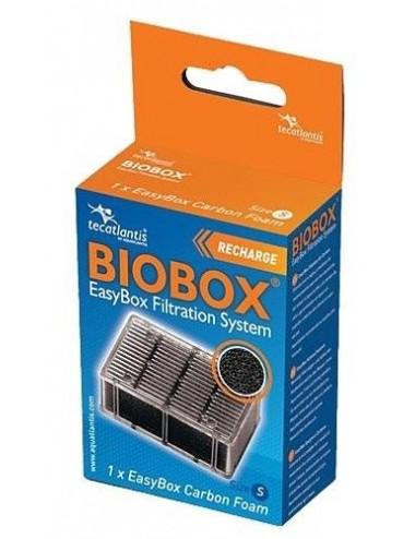AQUATLANTIS - EasyBox® Mousse de charbon - Taille S