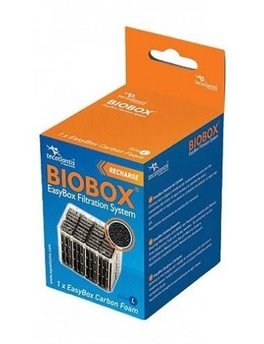 AQUATLANTIS - EasyBox® Mousse de charbon - Taille L