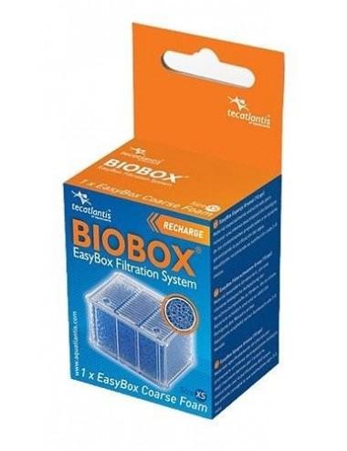 AQUATLANTIS - EasyBox® Mousse bleu fine - Taille XS