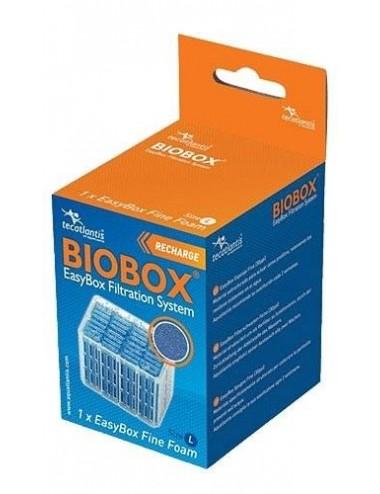 AQUATLANTIS - EasyBox® Mousse bleu fine - Taille L