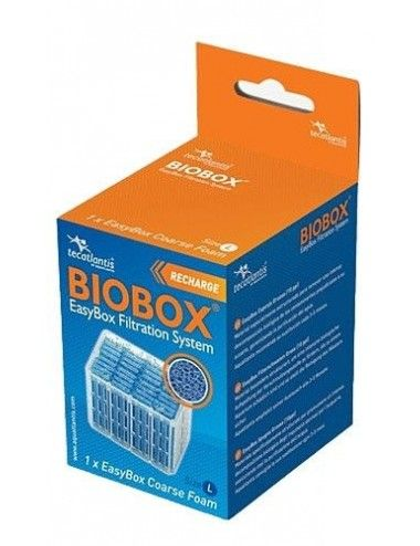 AQUATLANTIS - EasyBox® Mousse Bleu Grosse - Taille L