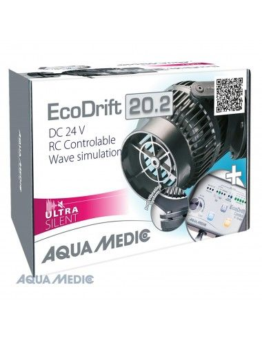 AQUA MEDIC - EcoDrift 20.2 - Pompe de brassage 20 000l/h