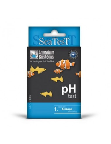 AQUARIUM SYSTEM - Seatest pH