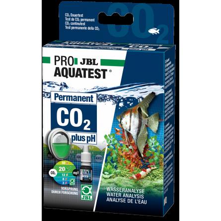 JBL - ProAquaTest CO2/pH Permanent - Test de la teneur en CO2 et le pH
