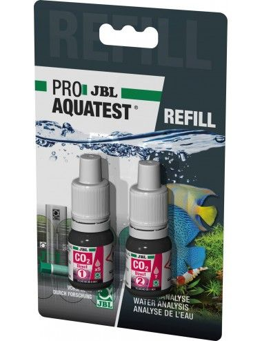 JBL - Recharges ProAquaTest CO2 Direct