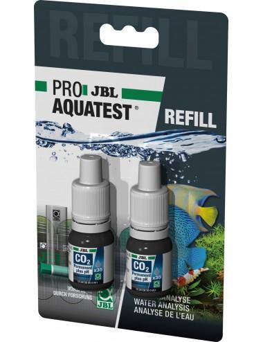 JBL - Recharges ProAquaTest CO2/pH Permanent