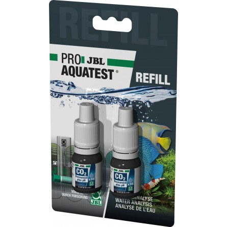JBL - Recharges ProAquaTest CO2/pH Permanent