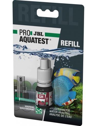JBL - Recharge ProAquaTest GH - Test de la Dureté totale de l'eau douce