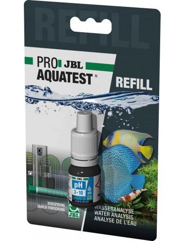 JBL - Recharge réactif ProAquaTest pH 3.10-10.0