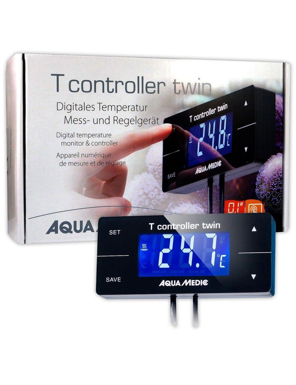 AQUA-MEDIC - T controller twin