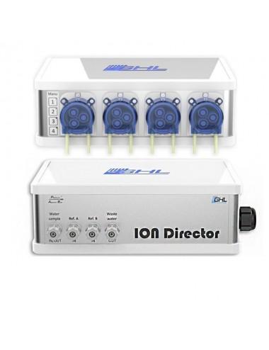 GHL - Ion Director + GHL doser 2.1 esclave - Blanc - Contrôle automatique des paramètres de l'eau