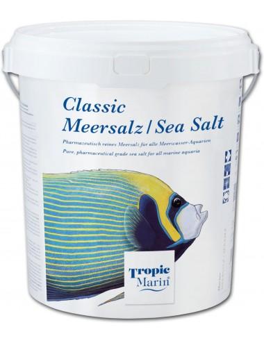 TROPIC MARIN - Sel de mer Classic - Seau 10 kg
