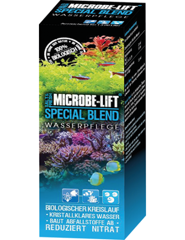 MICROBE-LIFT - Special Blend 118ml - Bactéries pour aquarium