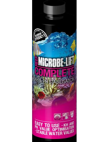 MICROBE-LIFT - Reef Complete 473ml - Buffer kH et pH pour aquarium marin