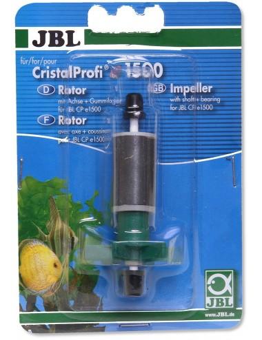 JBL - Rotor complet CPe e1500 - Pour filtre JBL CristalProfi e1500