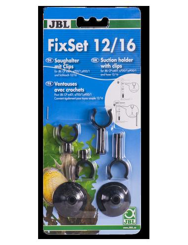 JBL - FixSet 12/16 - Kit de fixation pour tuyaux 12/16mm