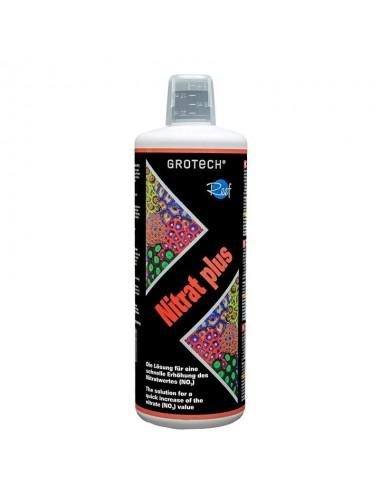GROTECH - Nitrat Plus - 1000ml - Solution de nitrate pour aquarium