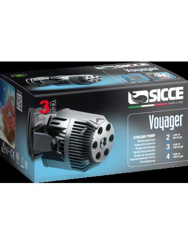SICCE - Voyager 3 - Pompe de brassage 4500 l/h