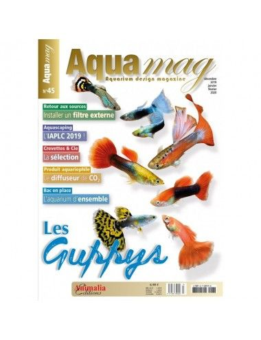 ANIMALIA EDITIONS - AQUAmag N°45