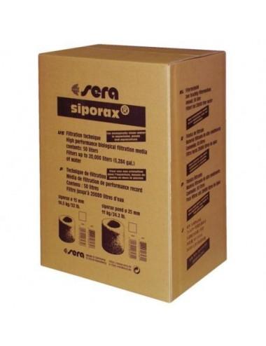 SERA - Siporax Professional 15mm - 50l - Céramique de filtration