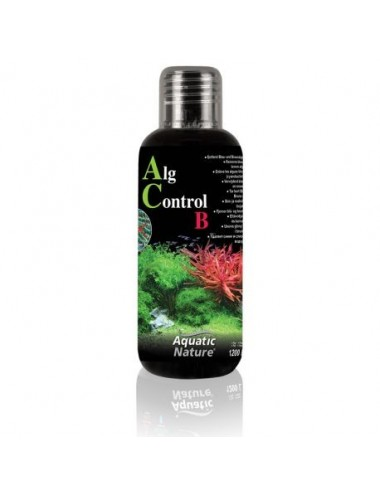AQUATIC NATURE - Nature Alg Control B - 500ml - Anti-algues pour aquarium marin