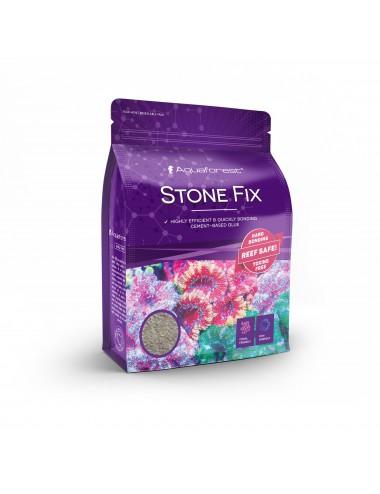 AQUAFOREST Stone fix, mortier pour coraux et pierres - 1.5Kg