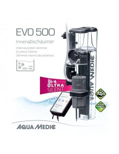 AQUA-MEDIC - EVO 500 - Écumeur interne pour aquarium jusqu'à 250 litres