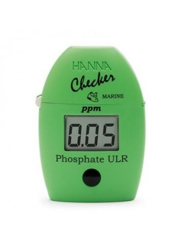 Hanna Instruments - Mini-photomètre Checker Phosphate ULR - PO4 - HI774