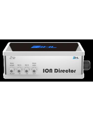 GHL - Ion Director + GHL doser 2.1 esclave - Noir - Contrôle automatique des paramètres de l'eau