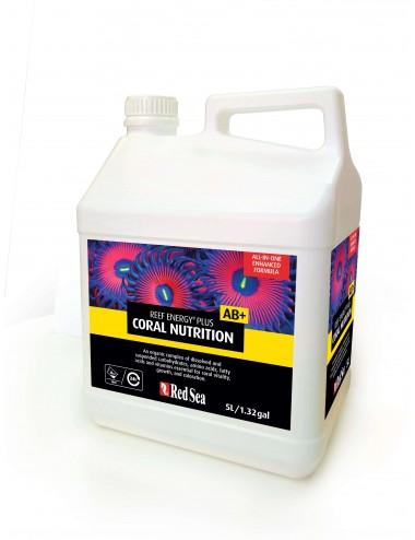 Red Sea - Reef Energy Plus - 5L - Complément nutritif pour coraux