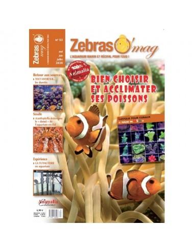 ANIMALIA EDITIONS - ZebrasO'mag N°53