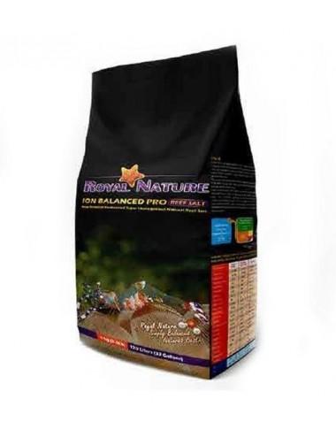 ROYAL NATURE - Ion Balanced Pro - Sac 4kg - Sel naturel pour aquarium recifal
