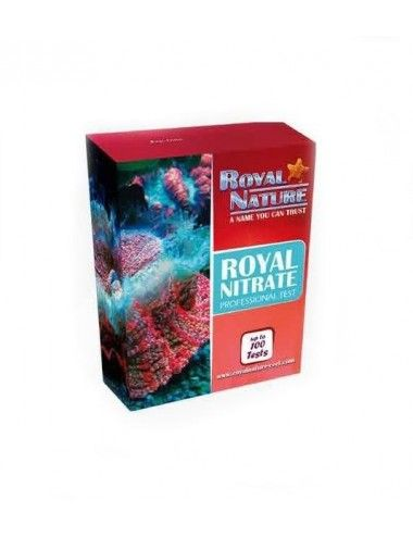 ROYAL NATURE - Nitrate Professional Test - 100 mesures
