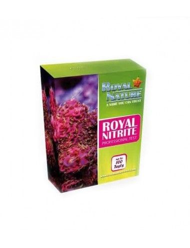 ROYAL NATURE - Nitrite Professional Test - 100 mesures