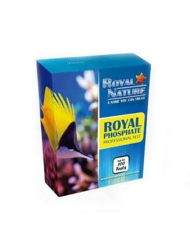 ROYAL NATURE - Phosphate Professional Test - 100 mesures