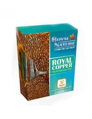 ROYAL NATURE - Copper Professional Test - 50 mesures