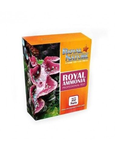 ROYAL NATURE - Ammonia Professional Test - 100 mesures