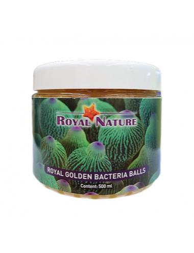 ROYAL NATURE - Royal Golden Bacteria Balls - 500ml - Bactéries pour aquarium