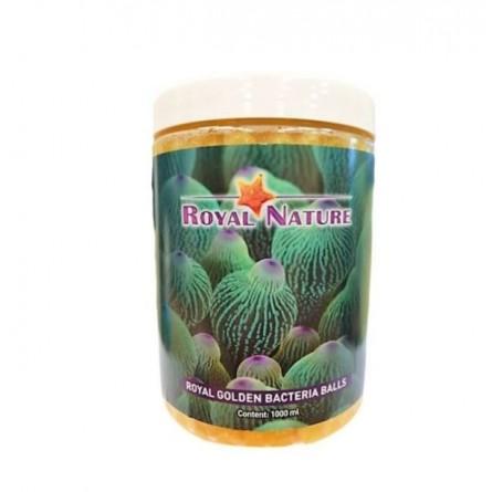 ROYAL NATURE - Royal Golden Bacteria Balls - 1000ml - Bactéries pour aquarium